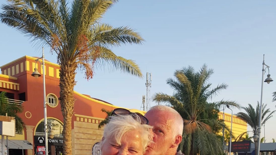 Airline 'expanding investigation' into hotel where Burnley couple died