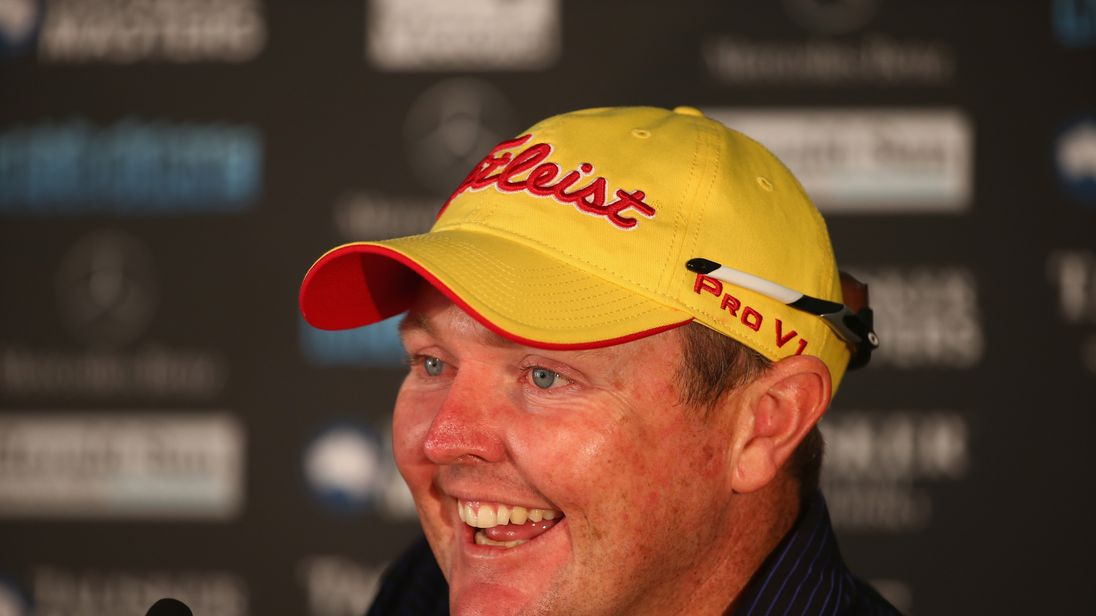 Jarrod Lyle was famous for his infectious smile and sense of humour