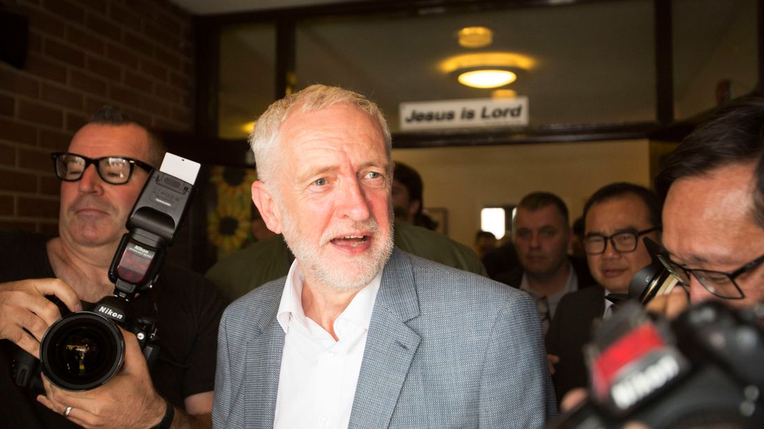 Facebook And Google Should Pay BBC Licence Fee, Suggests Jeremy Corbyn