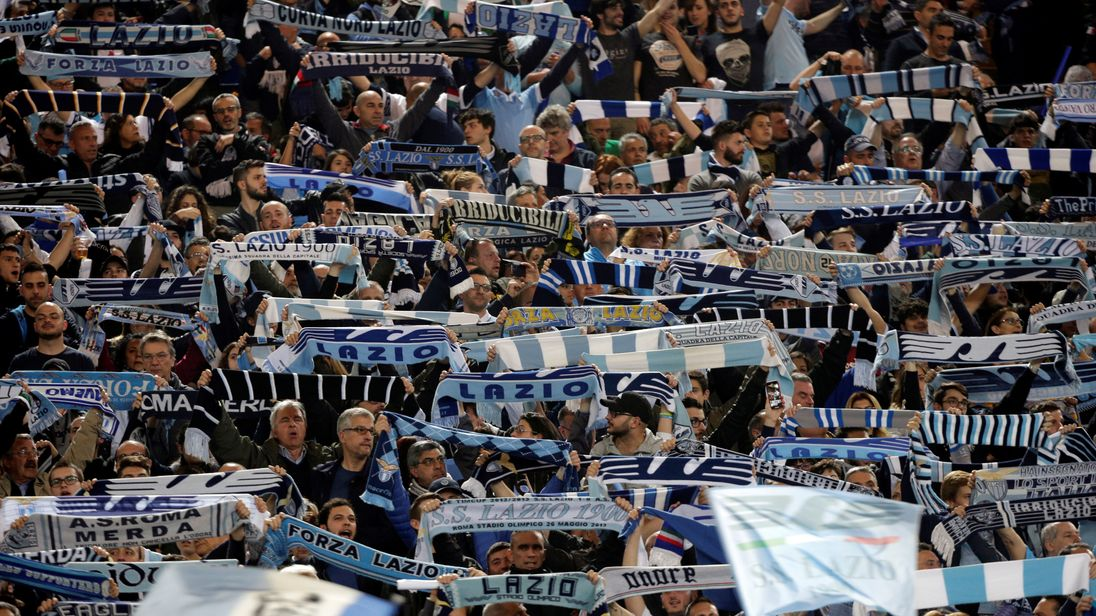 Italian ultras want 'women, wives & girlfriends' banned from stadium's 'sacred space'