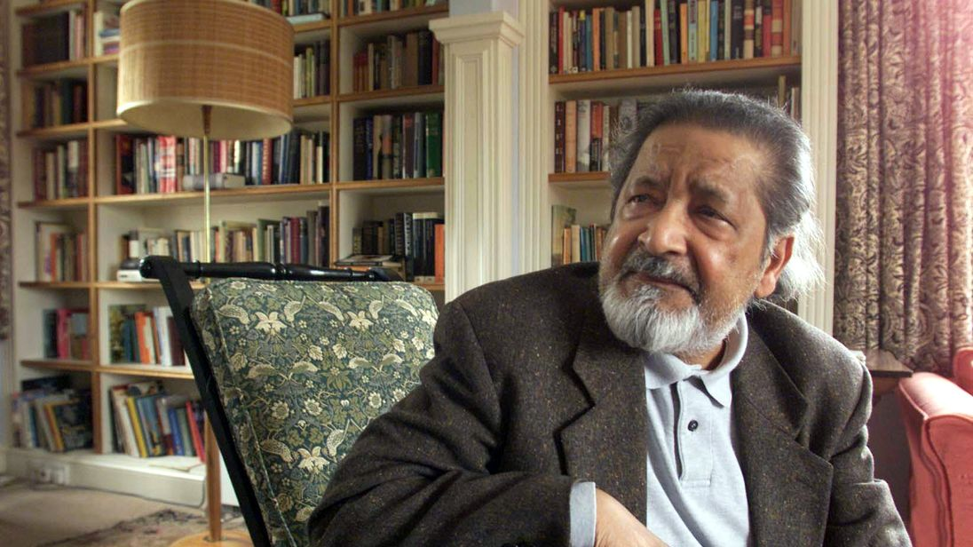 VS Naipaul, Nobel Prize-winning author, dies at 85