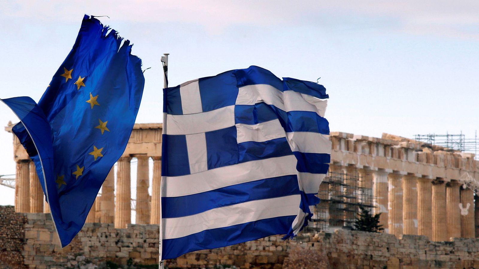 Greece seeks early repayment of €10bn IMF loan