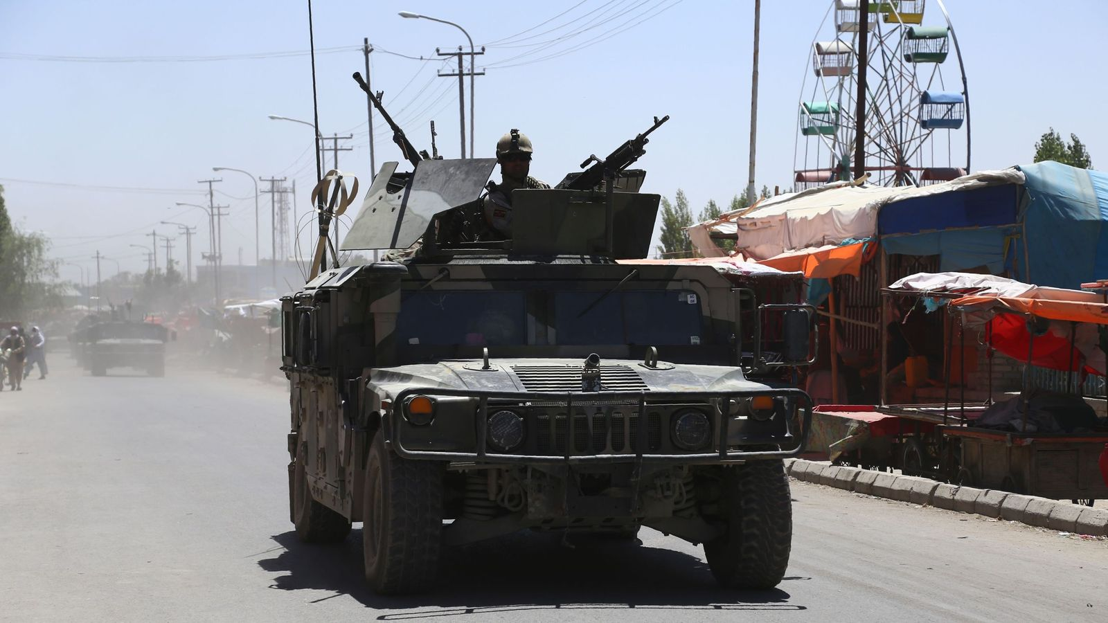 40 Taliban members killed by US-backed forces