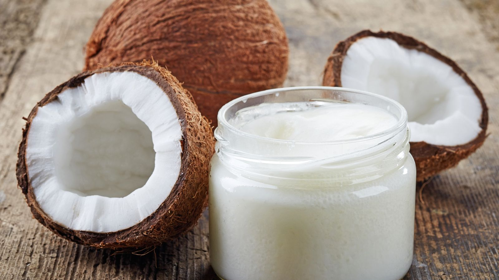 Coconut oil 'pure poison' says Harvard prof