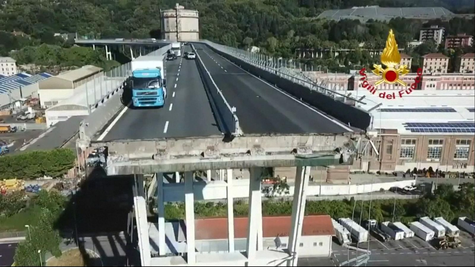 Whats Wrong With News >> Genoa bridge collapse tragedy 'will leave a mark on the soul'
