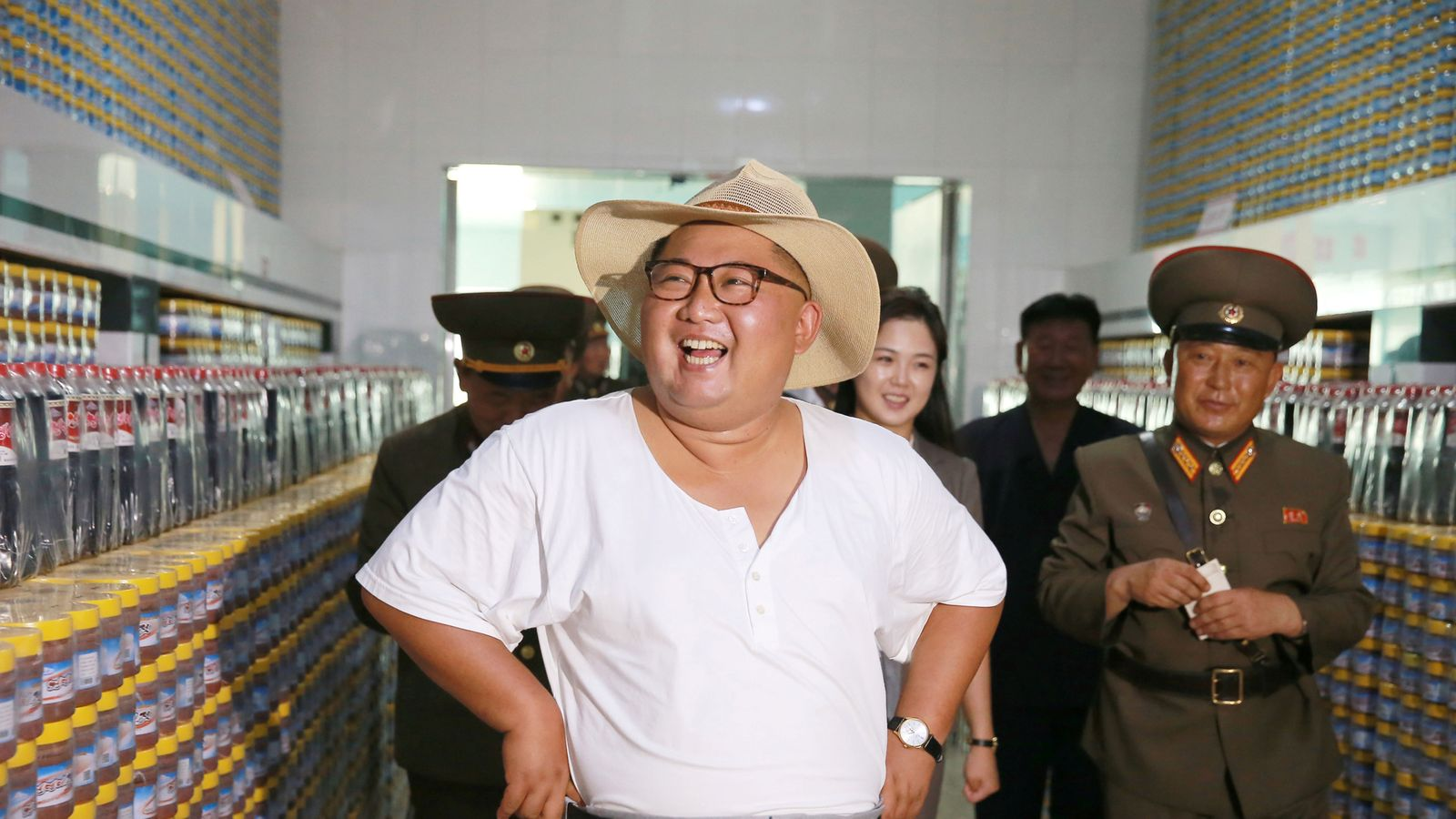 North Korean heatwave could be 'catastrophic'