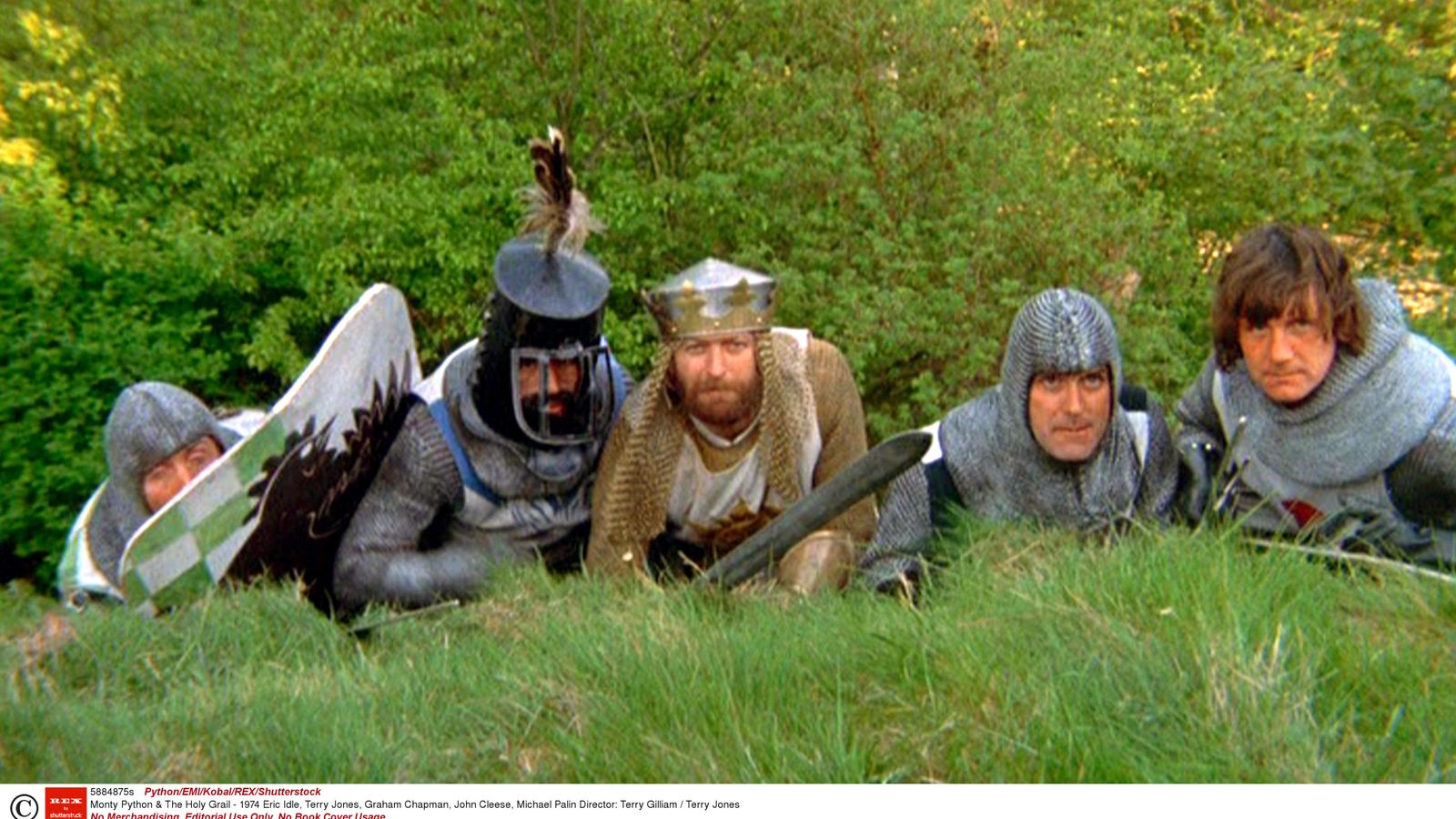 Monty Python: New Holy Grail sketches found in Michael ...