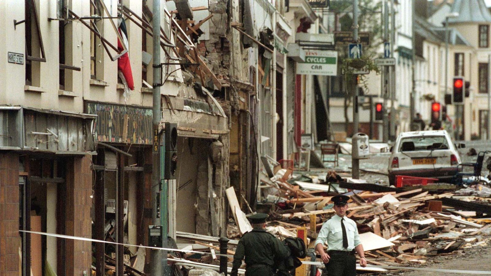 'Real prospect' the Omagh bombing could have been prevented, judge rules