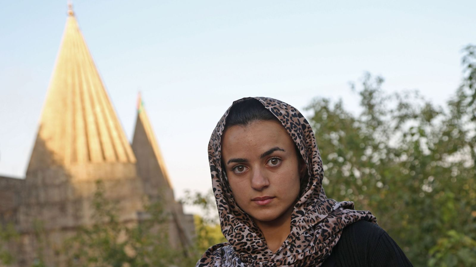 Germany probing Yazidi teen's claim her former IS captor tracked her down
