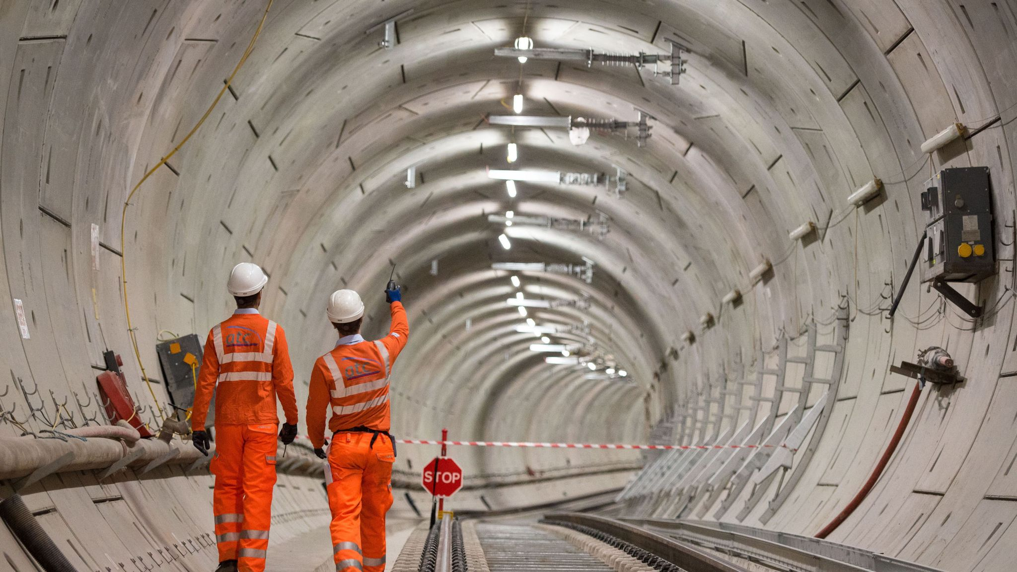 Crossrail chair Morgan to step down amid £15bn project delay