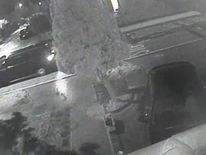 Police want to speak with the driver of this van