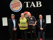 Who do you think will win the World Darts Championship?