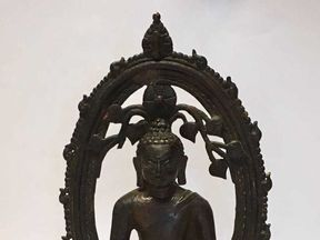 The Buddha statue stolen from India nearly 60 years ago