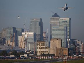 The CMA is to set up shop in Canary Wharf