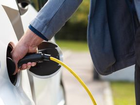 Scientists say they have found a way to speed up car charging times