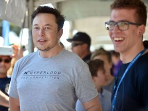 Elon Musk is being sued by two Tesla shareholders