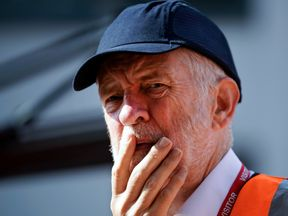 Jeremy Corbyn has faced questions over his handling of anti-Semitism in the Labour Party