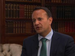 Leo Varadkar spoke to Sky News ahead of his meeting with Pope Francis