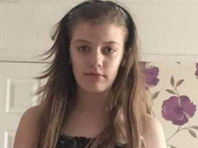The 13-year-old disappeared after leaving home on 25 July