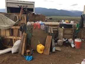 The compound in New Mexico