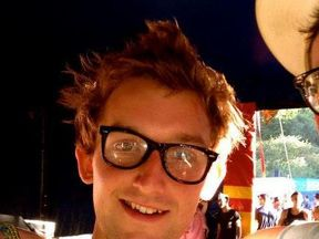 Richard Chapelow, missing in Portugal after banana boat fall. Pic. Facebook