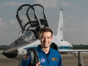 Robb Kulin is the first astronaut drop-out in 50 years. Pic: NASA/Robert Markowitz