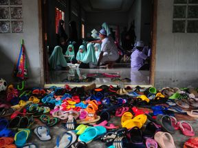 A child bride has been brought back to Thailand after she was married to a 41-year-old. File pic