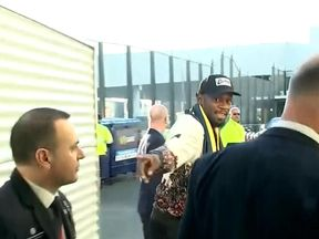 Usain Bolt arrives in Sydney ahead of teaming up with Central Coast Mariners