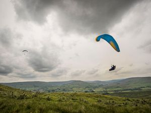British paraglider Innes Powell, 54, killed in mid-air collision