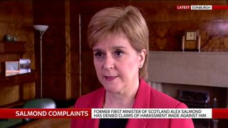 Salmond case is ominous for Scottish independence