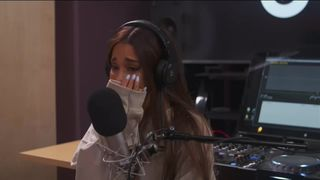 VMAs: Emotional Grande wins prize for post-Manchester song