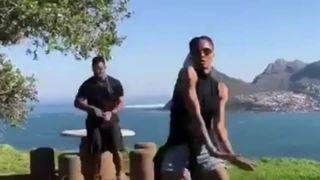 Can you Kiki? Drake's video embraces dance craze