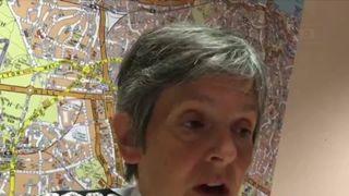 Metropolitan Police Commissioner Cressida Dick speaks to LBC