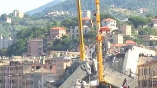 Bridge collapse tragedy 'will leave a mark on the soul'