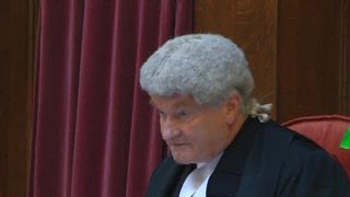 Lord Chief Justice Burnett passes judgment in Tommy Robinson case