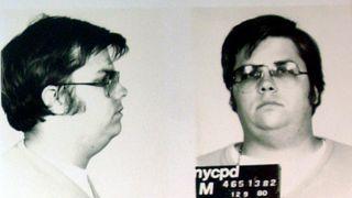 Mark Chapman shot and killed John Lennon in 1980