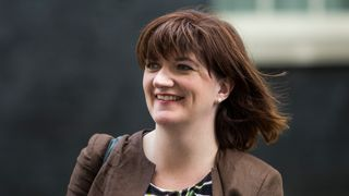 LONDON, ENGLAND - JULY 05: British Education Secretary Nicky Morgan leaves number 10 Downing Street following a Cabinet meeting on July 5, 2016 in London, England. Conservative MPs will begin the process of deciding their next leader and therefore UK Prime Minister with the first round of voting today. (Photo by Jack Taylor/Getty Images)