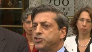 Deputy US attorney Robert Khuzami says Mr Cohen will pay a very 'serious price' for putting himself 'above the law'