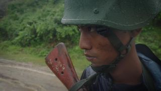 The United Nations called the violence carried out by Myanmar troops last year 'ethnic cleansing'