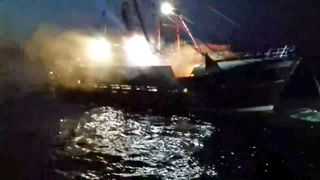 Scallop wars may rumble on as peace talks collapse