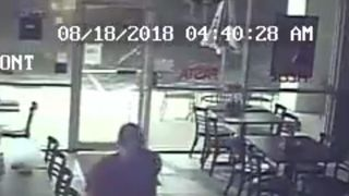 Man steals charity jar from US restaurant
