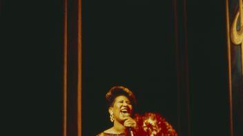 Aretha Franklin in 1986