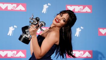 Cuban-born Camila Cabello beat out heavy hitters Beyonce, Bruno Mars and Drake to take home the two top prizes at the MTV Video Music Awards