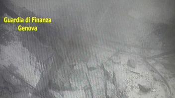 CCTV shows moment of Morandi Bridge collapse in Genoa