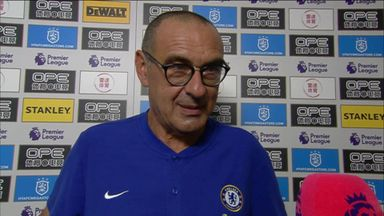 Sarri pleased with opening win