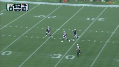 New England Patriots 37-20 Philadelphia Eagles