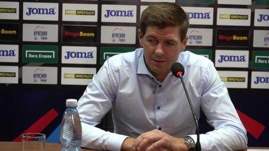 Gerrard: Players deserve credit