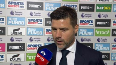 Pochettino proud of performance