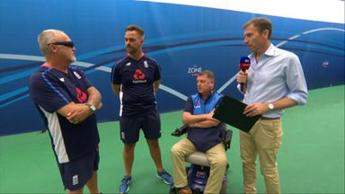 Disability Cricket Masterclass