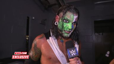 Jeff Hardy more than ready for Nakamura
